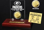 Football - Green Bay Packers: Super Bowl Champs