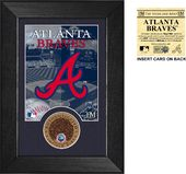 Baseball - Atlanta Braves Dirt Coin Mini Mint