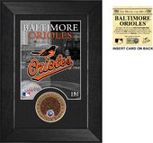 Baseball - Baltimore Orioles Dirt Coin Mini Mint