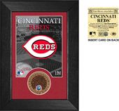 Baseball - Cincinnati Reds Infield Dirt Coin Mini