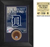 Baseball - Detroit Tigers Infield Dirt Coin Mini