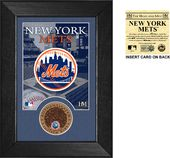 Baseball - New York Mets Infield Dirt Coin Mini