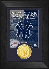 Baseball - New York Yankees Minted Coin Mini Mint