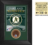 Baseball - Oakland A's Infield Dirt Coin Mini Mint