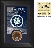Baseball - Seattle Mariners Infield Dirt Coin