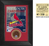 Baseball - St. Louis Cardinals Infield Dirt Coin