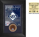 Baseball - Tampa Bay Rays Infield Dirt Coin Mini