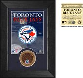Baseball - Toronto Blue Jays Infield Dirt Coin
