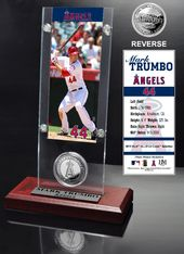 Baseball - Los Angeles Angels: Mark TrumboTicket