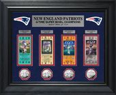 Football - New England Patriots 4-time Super Bowl