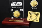 Football - New York Giants: Super Bowl Champs