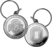 Ohio State University Minted Coin Keychain