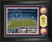 Football - Tennessee Titans: LP Field Gold
