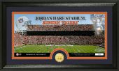 "Auburn University ""Stadium"" Bronze Coin Panoramic"