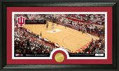 "Indiana University ""Court"" Bronze Coin Panoramic"