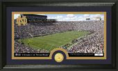 "University of Notre Dame ""Stadium"" Bronze Coin"