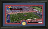 "University of Kansas ""Stadium"" Bronze Coin"