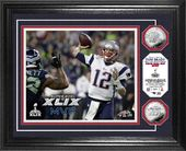 Football - New England Patriots Super Bowl XLIX