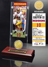 Football - Washington Redskins: Robert Griffin