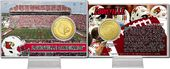 University of Louisville Bronze Coin Card