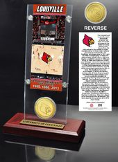 "University of Louisville ""3-time National"