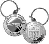 Football - New England Patriots - Keychain