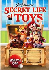 The Secret Life of Toys - Volume 1