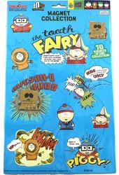 South Park - Tooth Fairy Series - Magnet Set