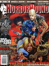 HorrorHound - Issue #66