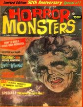 Horror Monsters Volume 1, #1 (Limited Edition -