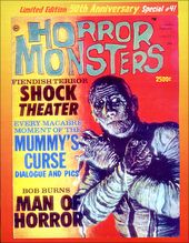 Horror Monsters Volume 1, #4 (Limited Edition -