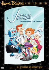 The Jetsons - Season 1 (4-DVD)