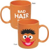 Sesame Street - Ernie: Big Face Orange 11 oz.