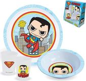 DC Comics - Superman - 3-Piece Kid's Dining Set