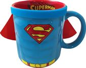DC Comics - Superman - Molded Caped 20oz Mug