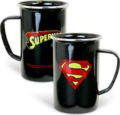 DC Comics - Superman - 20 oz. Enamel Mug