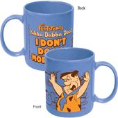 The Flintstones - I Don't Dooo Mornings 11 oz.