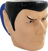 Star Trek - Spock Molded Mug
