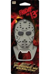 Friday the 13th - Jason Mask Metal Opener