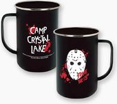 Friday the 13th - Jason Mask - Enamel Mug