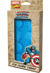 Marvel Comics - Captain America - Ice Cube Tray