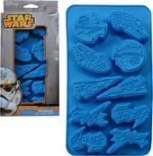 Star Wars - Vehicles Ice Cube Tray