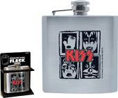 KISS - Dynasty - Stainless Steel Flask