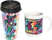 Grateful Dead - Dancing Bears - Gift Set - 16 oz.