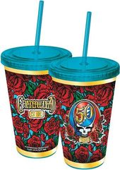 Grateful Dead - 50th Anniversary 16 oz. Travel