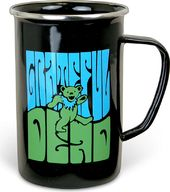 Grateful Dead - 20 oz. Enamel Mug