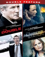 The Double /The Numbers Station (Blu-ray)