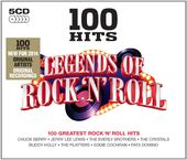 100 Hits: Legends of Rock 'n' Roll (5-CD)
