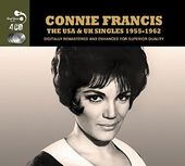 The USA & UK Singles 1955-1962 (4-CD)