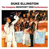 The Complete Newport 1958 Performances (2-CD)